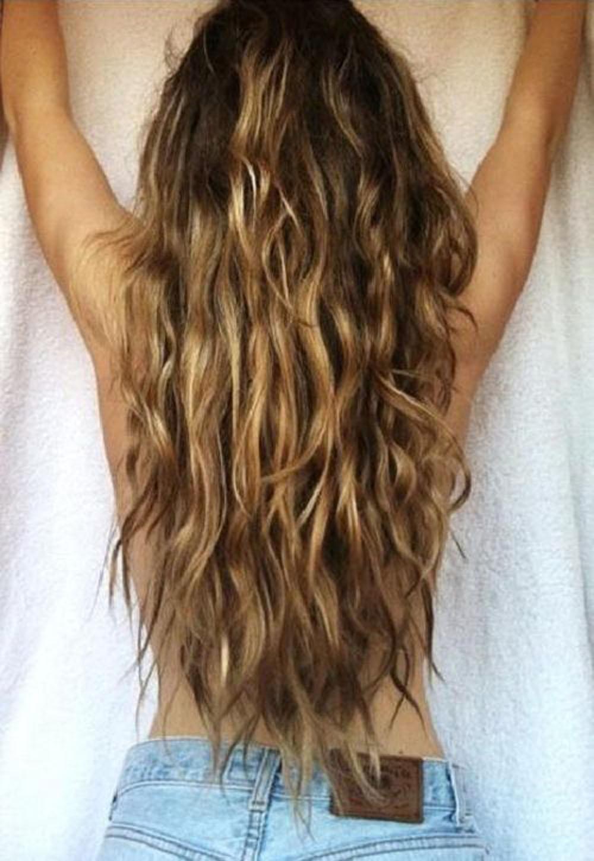 8 способов, как сделать кудрявые волосы дома - Mamapedia 36